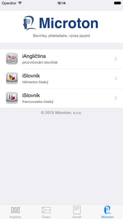 iSlovnik iPhone Screenshot 5