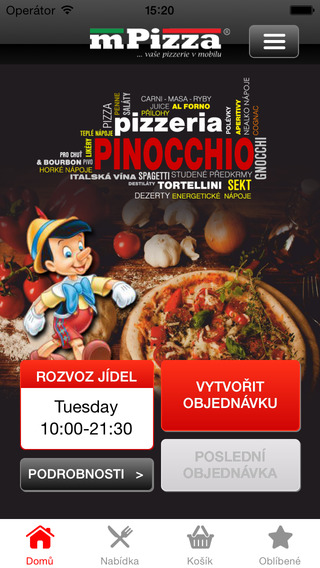 Pinocchio Pizzeria