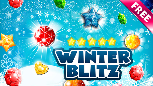 Winter Blitz Match-3 - harvest farm jam in birds wars frozen of rio and fight space saga candy-es fr