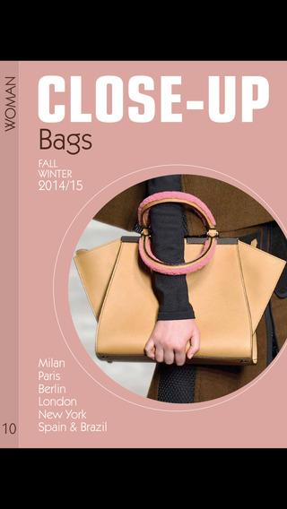 Close-Up Woman Bags