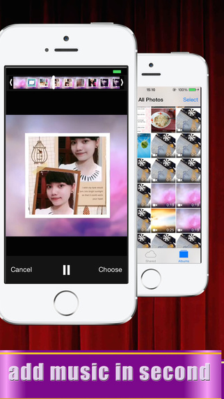 Video Merger Music Pro - Combine Video and Music into Video