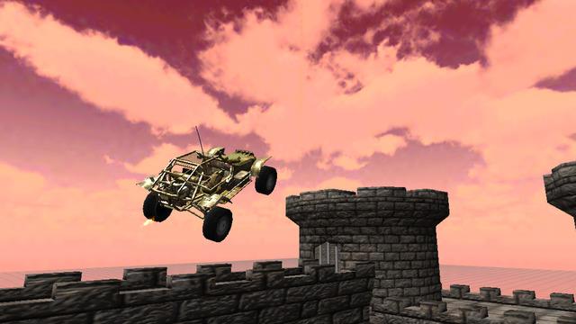 Stunt Racer - Castle