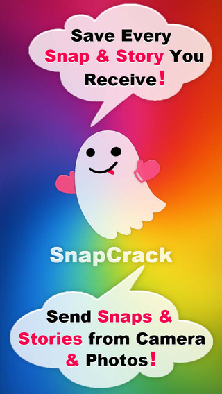 SnapCrack Pro for Snapchat - Screenshot save your