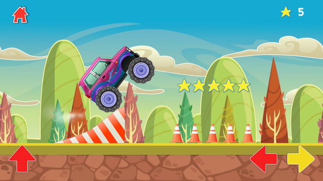 Monster Trucks for Babies