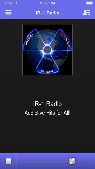 IR-1 Radio
