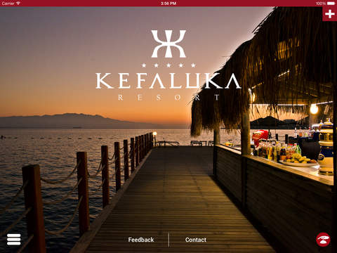 Kefaluka Resort Bordum