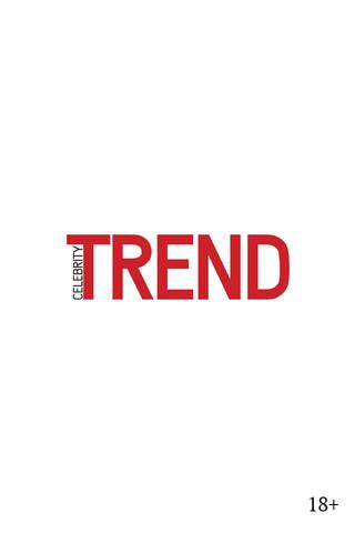 Celebrity trend screenshot 1
