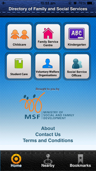 【免費工具App】Directory of Family and Social Services-APP點子
