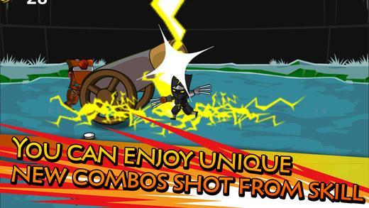Ninjas Infinity Screenshot