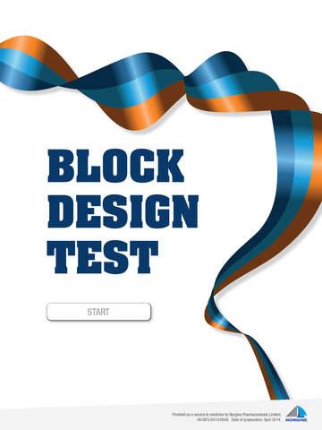 Block Design Test