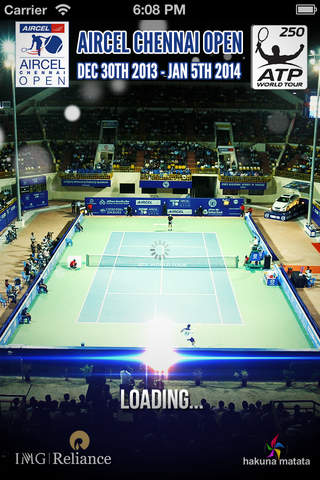 Chennai Open screenshot 1