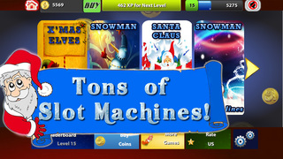 Happy Santa Claus - A Christmas Slots 2014 and 2015