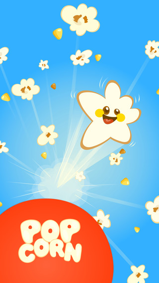 Popcorn Cooking Game Ads Free - Salty Snack Maker