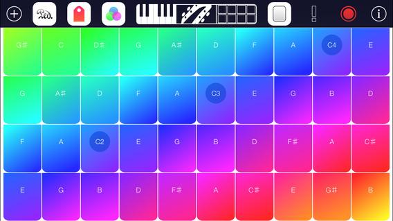简单的音乐专业版:全新键盘以超赞的钢琴,吉他,键盘的声音和MIDI