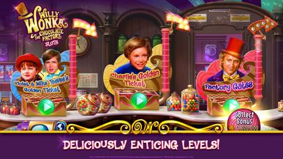 willy wonka slot machine cheats