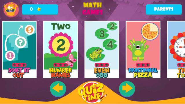 Kids Games - Learn Basic Math