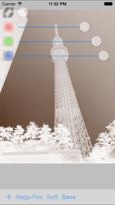 ImageMonochrome iPhone Screenshot 2