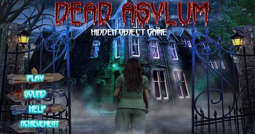 Dead Asylum - Free Hidden Object Games