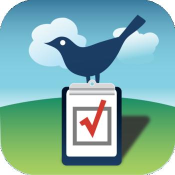 BirdLog UK, Europe and Western Palearctic LOGO-APP點子