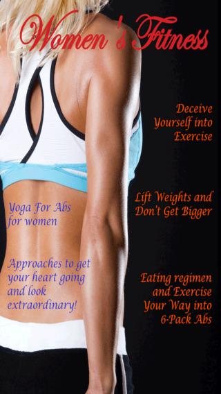 Women's Fitness Magazine - Get Fit
