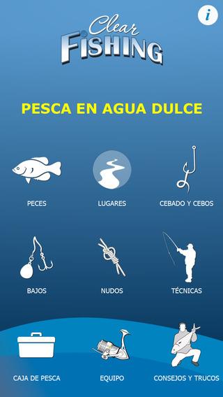 Pesca en agua dulce Lite