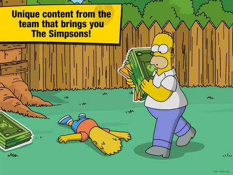 The Simpsons™: Tapped Out hack tool proof