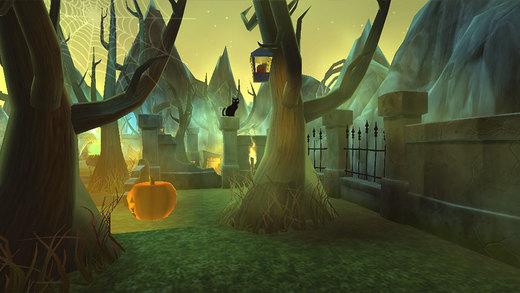 Halloween Town Pumpkin