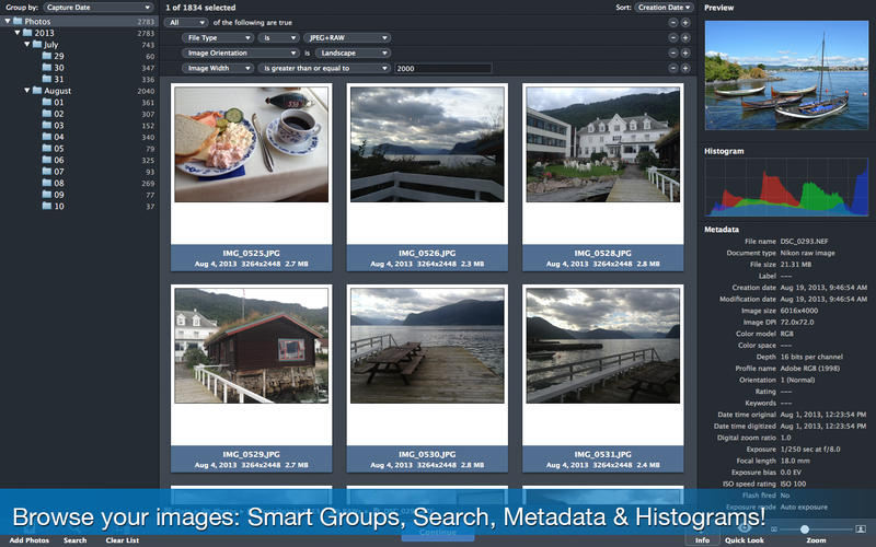 PhotoMill: Batch Convert, Edit Metadata, Rename, Resize, Watermark, and even more Screenshots