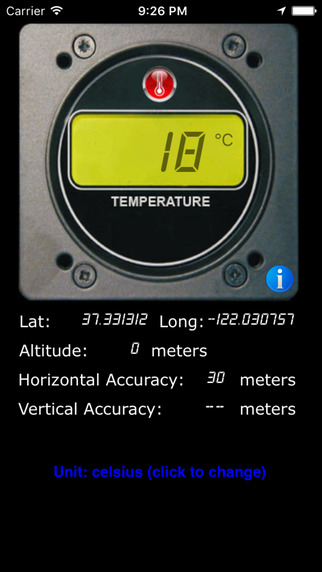 Digital Thermometer FREE Screenshots