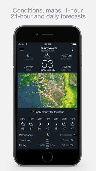 BeWeather 2 - Custom Weather Widget and App
