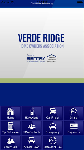 Verde Ridge Homeowner's Association