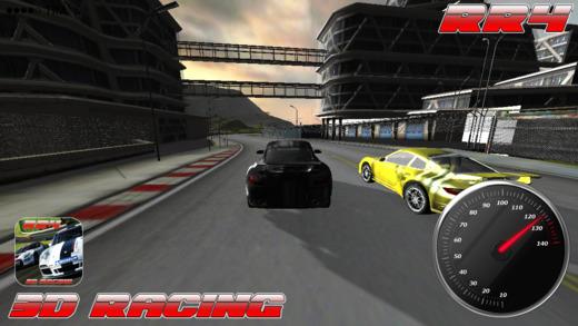 RR4 3D Racing