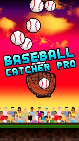 Baseball Catcher Pro Sunset Hour