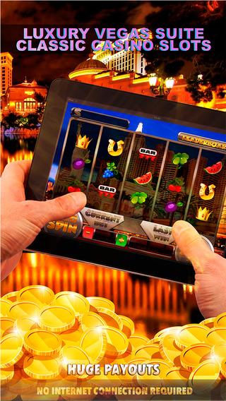 Luxury Vegas Suite Classic Casino Slots - FREE Slot Game Casino Roulette