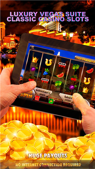 Luxury Vegas Suite Classic Casino Slots - FREE Slo