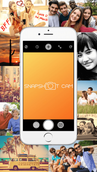 Snapshot Cam - Photo Editor App