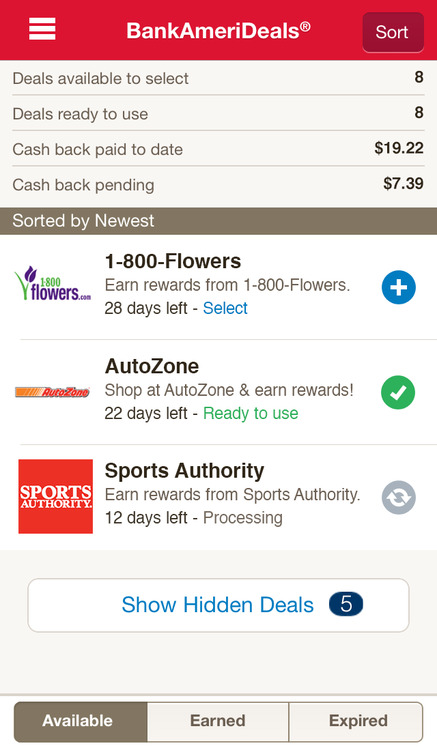 Bank of America - Mobile Banking - iPhone Mobile Analytics and App Store Data