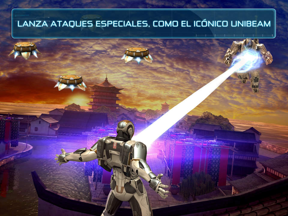 Iron Man 3 – El juego oficial