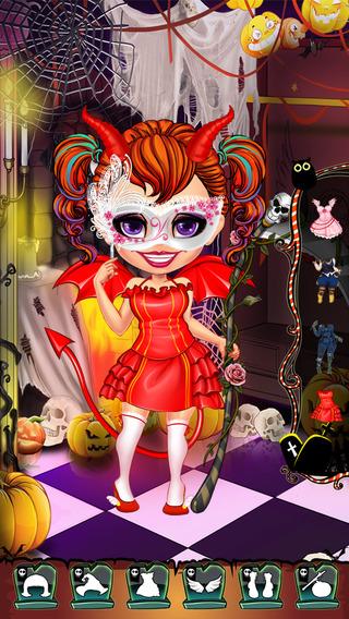 Halloween Mask Salon