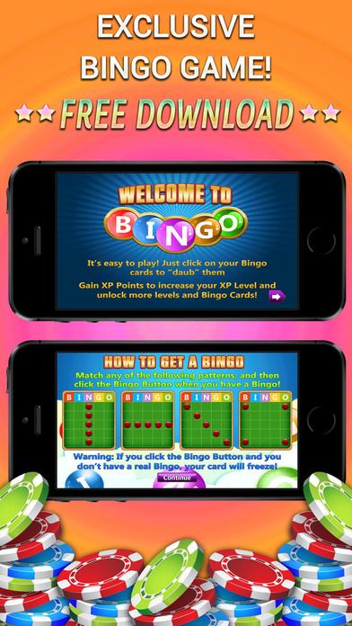 Screenshot 1 Cardinal's Bingo PLUS — Играть в бесплатные Бинго — лучшая игра казино