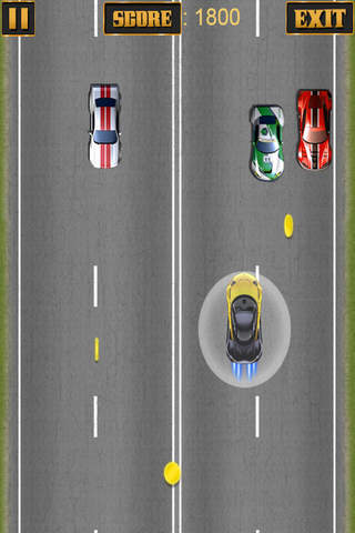 Car Speed Booster Car Racing screenshot 2