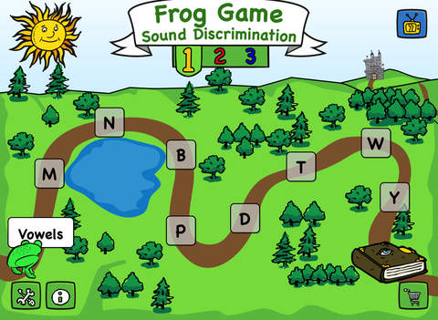 Frog Game 1