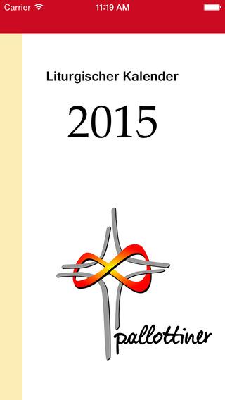 Pallottiner Kalender