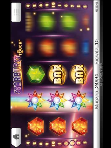 ipad Interwetten Casino Screenshot 1