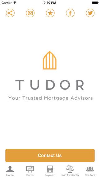 Tudor Mortgage