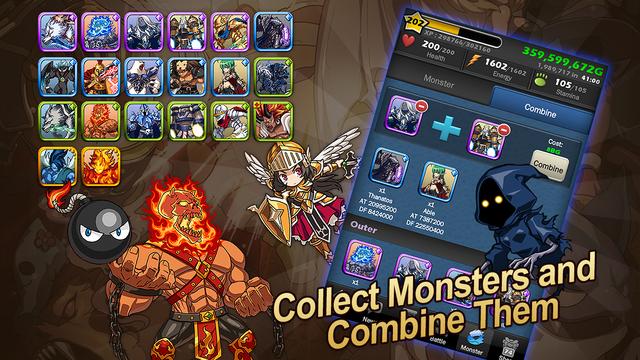 Monster Warlord Screenshots