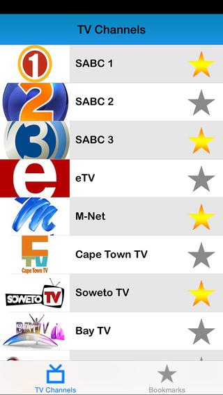 【免費娛樂App】South Africa TV listings : Television program live-APP點子
