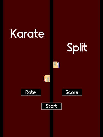 Karate Split Screenshot