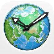 iWorld · 全球时区转换 x 旅程规划 x 两地时 [iPhone]