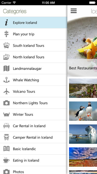 Iceland Travel Tourism Guide